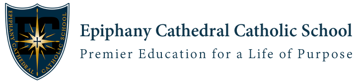 Epiphany Cathedral Catholic School Logo